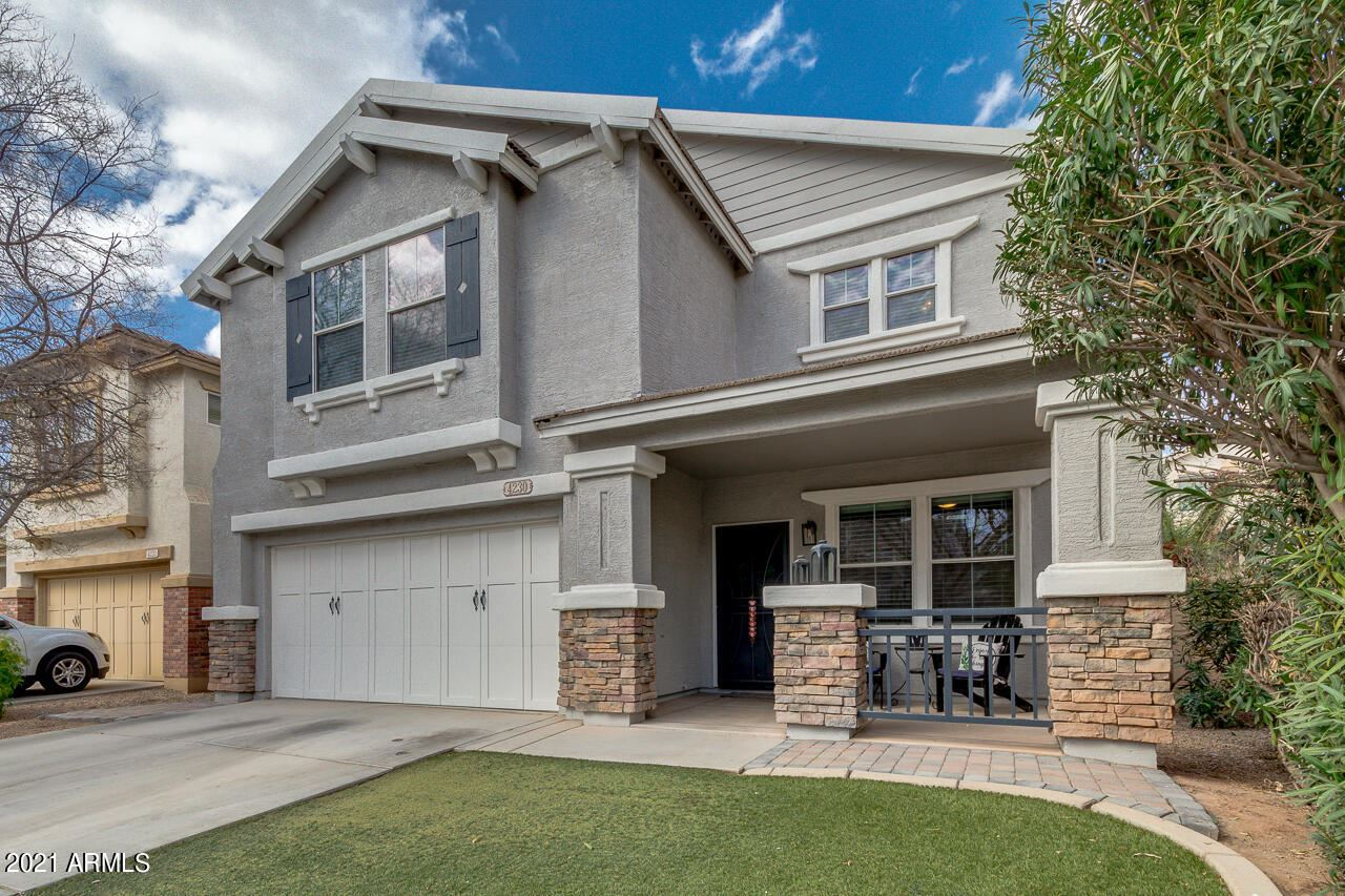 Photo of 4230 E WINDSOR Drive, Gilbert, AZ 85296 (MLS # 6202309)