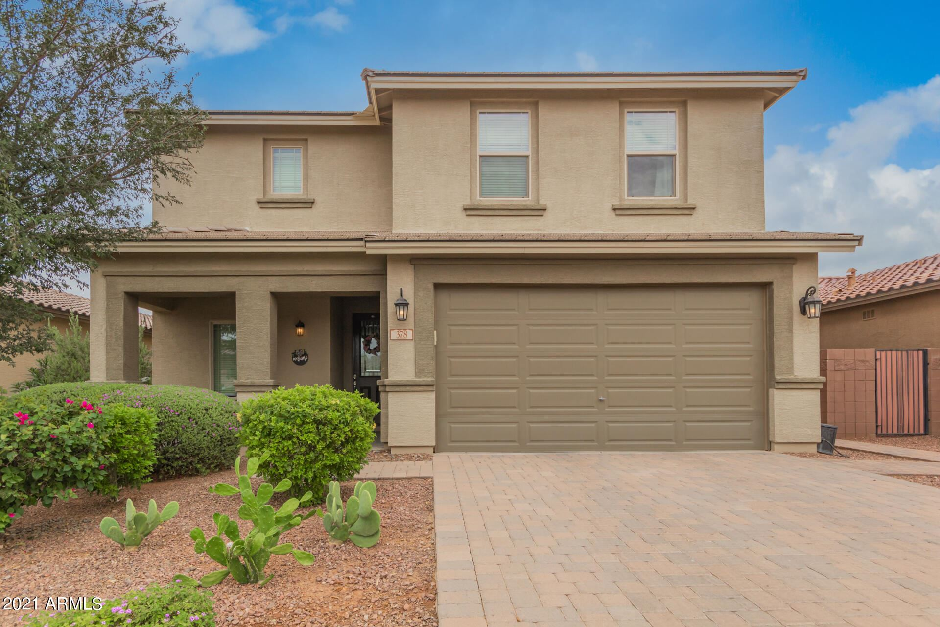 Photo of 378 W EVERGREEN PEAR Avenue, San Tan Valley, AZ 85140 (MLS # 6268309)