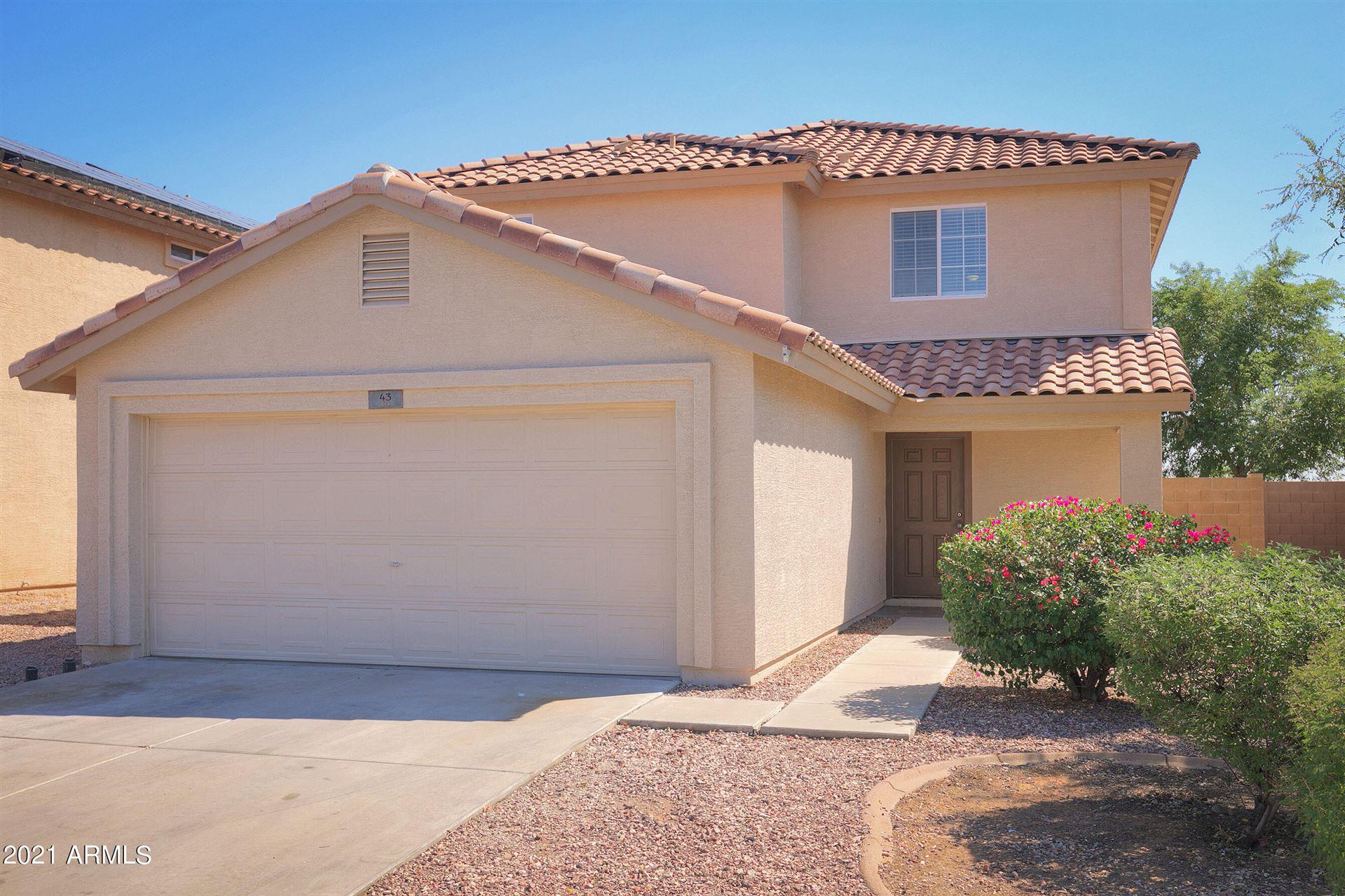 Photo of 43 N 219TH Drive, Buckeye, AZ 85326 (MLS # 6296309)