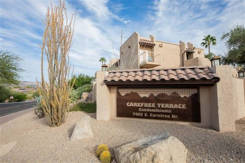 Photo of 7402 E Carefree Drive #111, Carefree, AZ 85377 (MLS # 6164310)