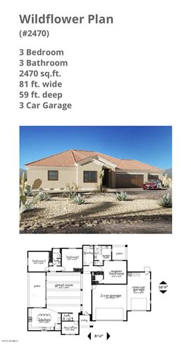 Photo of 0 N 169th Avenue, Surprise, AZ 85387 (MLS # 5985311)