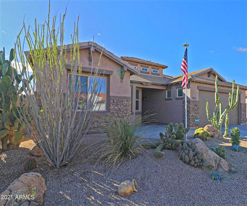 Photo of 18337 W TASHA Drive, Surprise, AZ 85388 (MLS # 6198311)