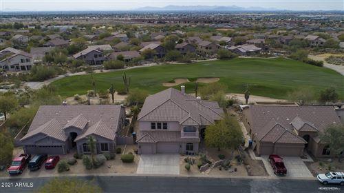 Photo of 3430 N MOUNTAIN RIDGE Road #21, Mesa, AZ 85207 (MLS # 6200313)