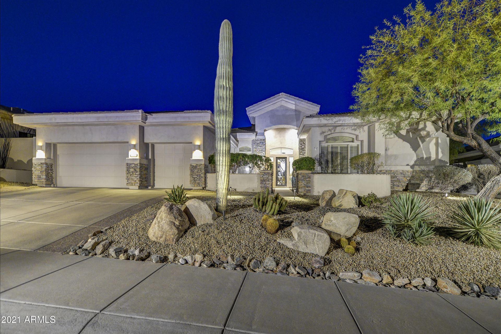 Photo of 10729 E ACOMA Drive, Scottsdale, AZ 85255 (MLS # 6202313)