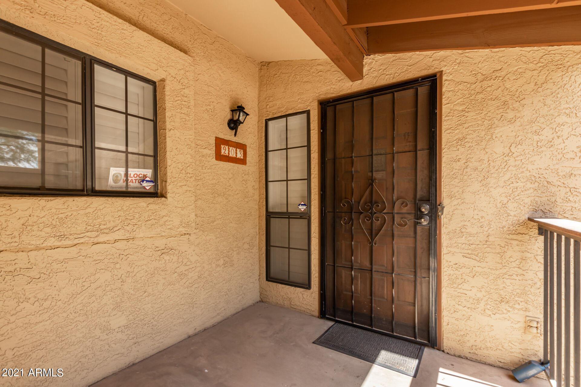 8301 N 21ST Drive #F203, Phoenix, AZ 85021 - MLS#: 6249314