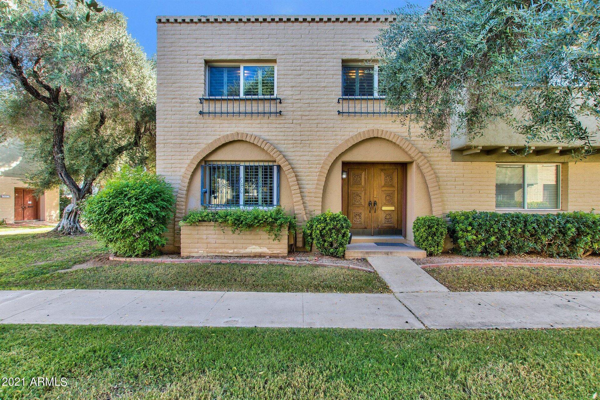 Photo of 4357 N MILLER Road, Scottsdale, AZ 85251 (MLS # 6307314)
