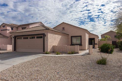 Photo of 1609 S 219TH Drive, Buckeye, AZ 85326 (MLS # 6058315)
