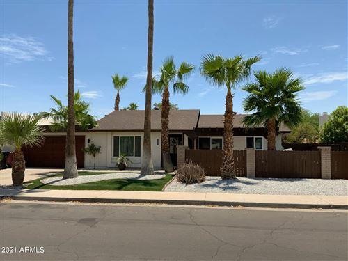 Photo of 8681 E LATHAM Street, Scottsdale, AZ 85257 (MLS # 6272315)