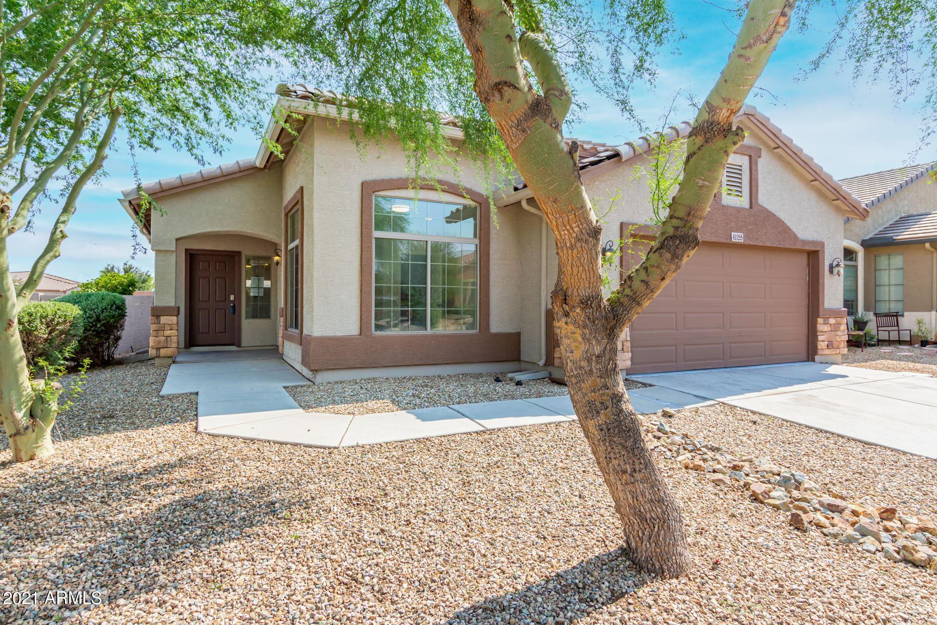 Photo for 41155 W LARAMIE Road, Maricopa, AZ 85138 (MLS # 6282315)