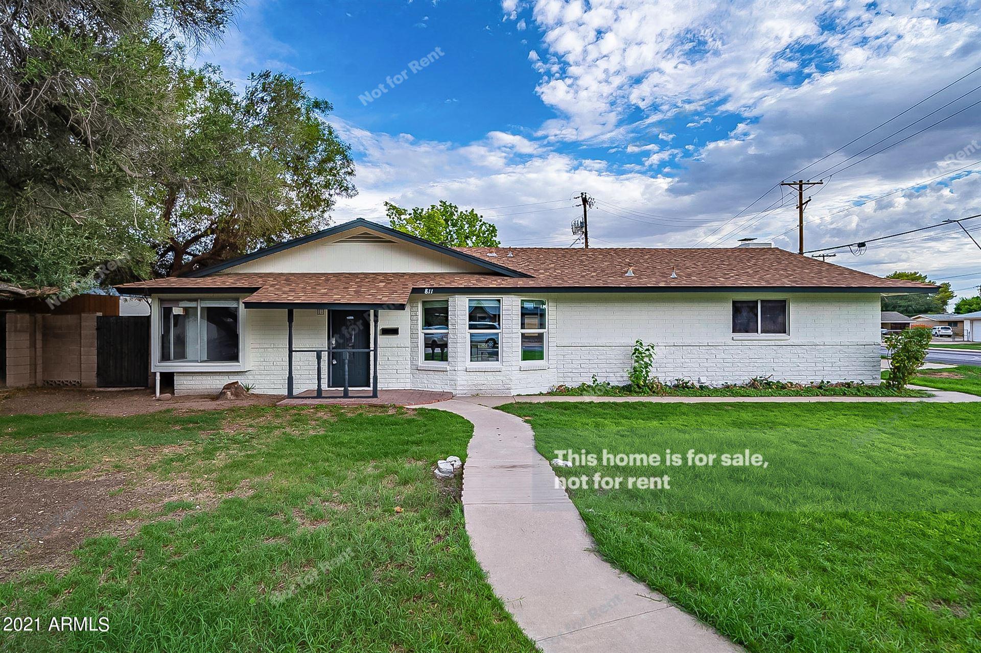 811 E 8TH Place, Mesa, AZ 85203 - #: 6272316