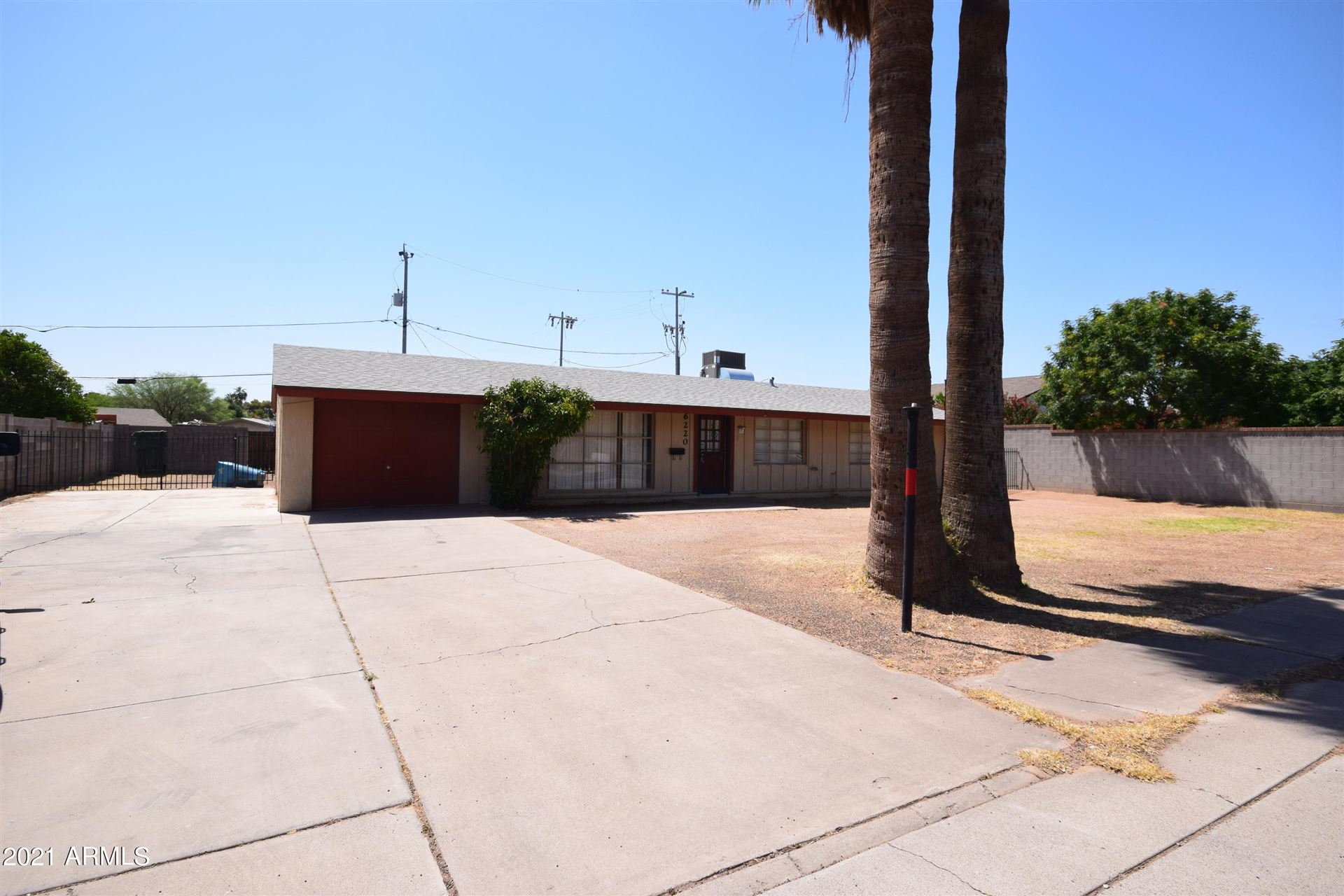 6220 N 7TH Avenue, Phoenix, AZ 85013 - MLS#: 6236317