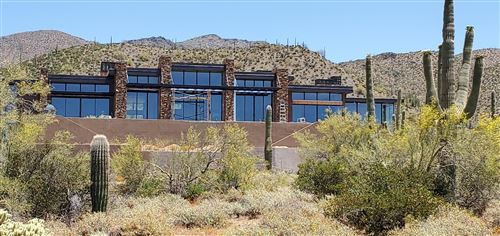 Photo of 7415 E CONTINENTAL MOUNTAIN EST Drive #11, Cave Creek, AZ 85331 (MLS # 5740318)