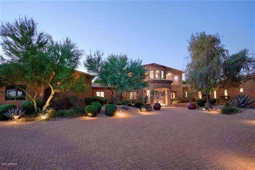Photo of 8050 E MARIPOSA GRANDE Drive, Scottsdale, AZ 85255 (MLS # 6107318)