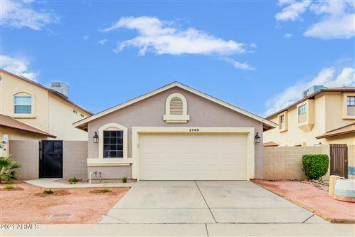 Photo of 3749 W TIERRA BUENA Lane, Phoenix, AZ 85053 (MLS # 6309318)