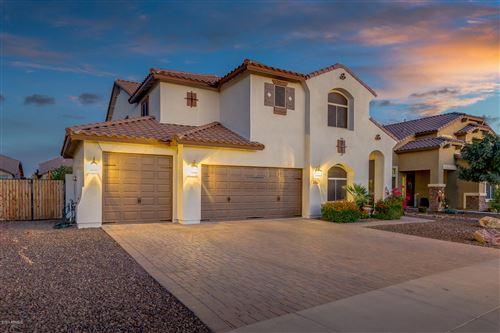 Photo of 5135 S CHATHAM --, Mesa, AZ 85212 (MLS # 6163319)