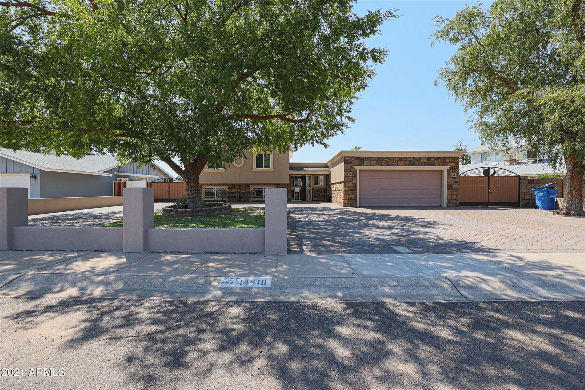 14410 N 33RD Avenue, Phoenix, AZ 85053 - MLS#: 6284319
