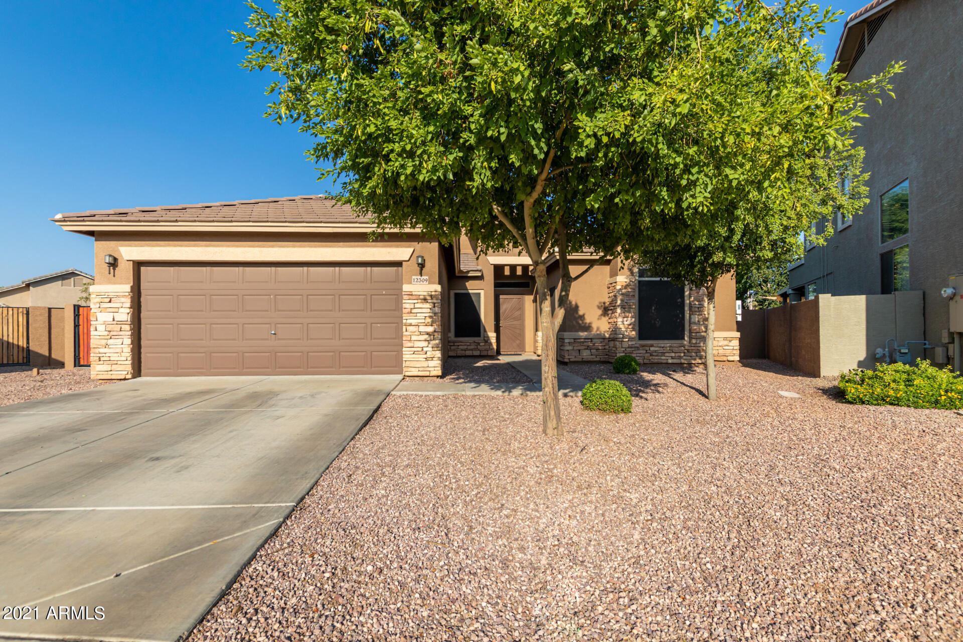 Photo of 12309 N 127TH Lane, El Mirage, AZ 85335 (MLS # 6294319)