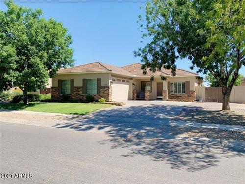 Photo of 4130 E BLUE SAGE Road, Gilbert, AZ 85297 (MLS # 6250320)
