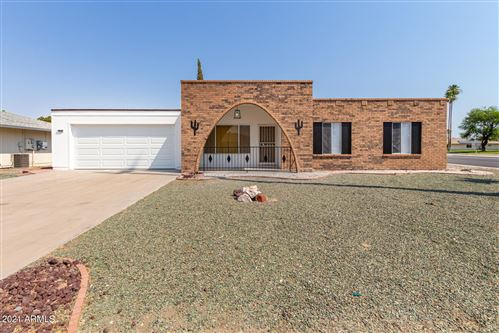 Photo of 10702 W HUTTON Drive, Sun City, AZ 85351 (MLS # 6253321)