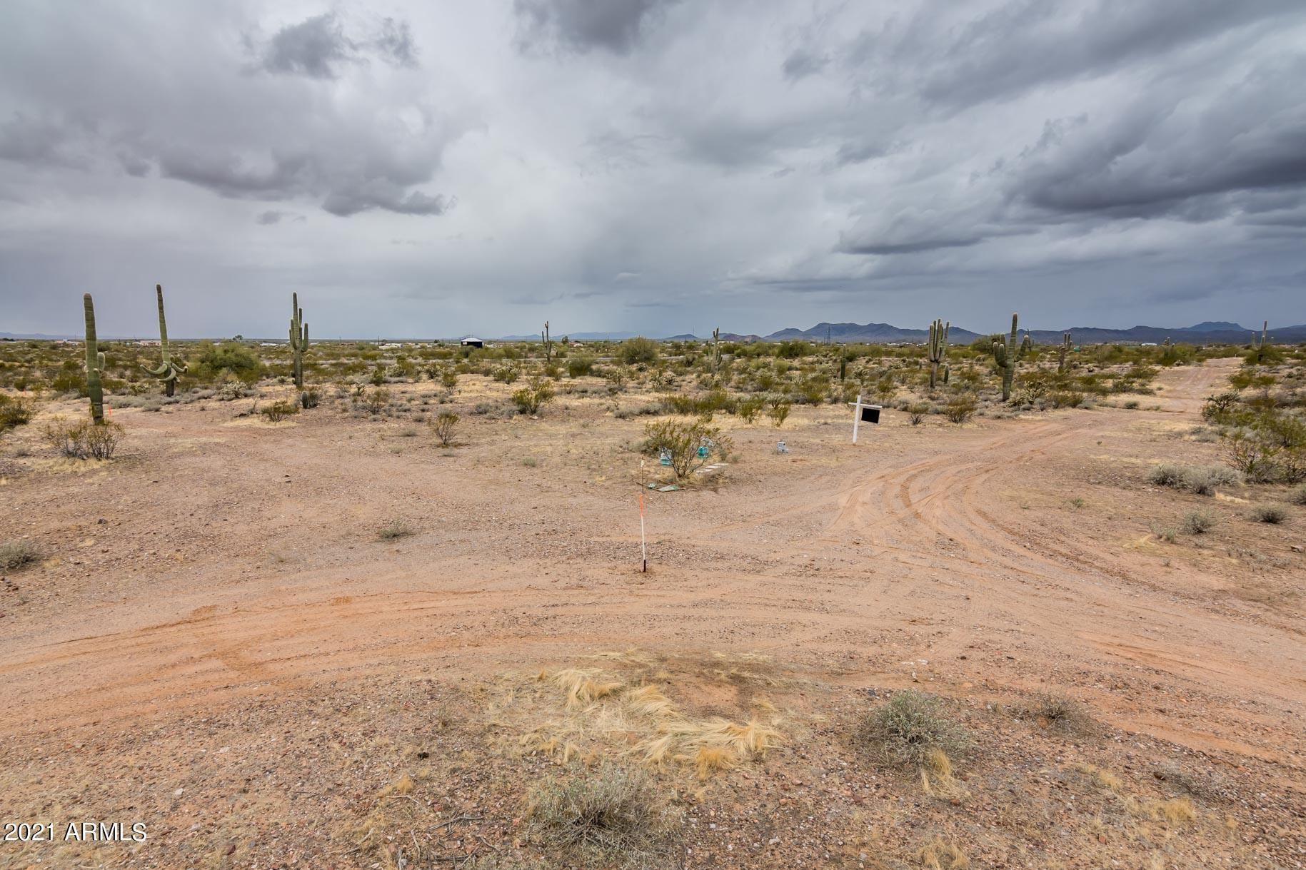 Photo of 0 W SR 74 HWY --, Morristown, AZ 85342 (MLS # 6190322)