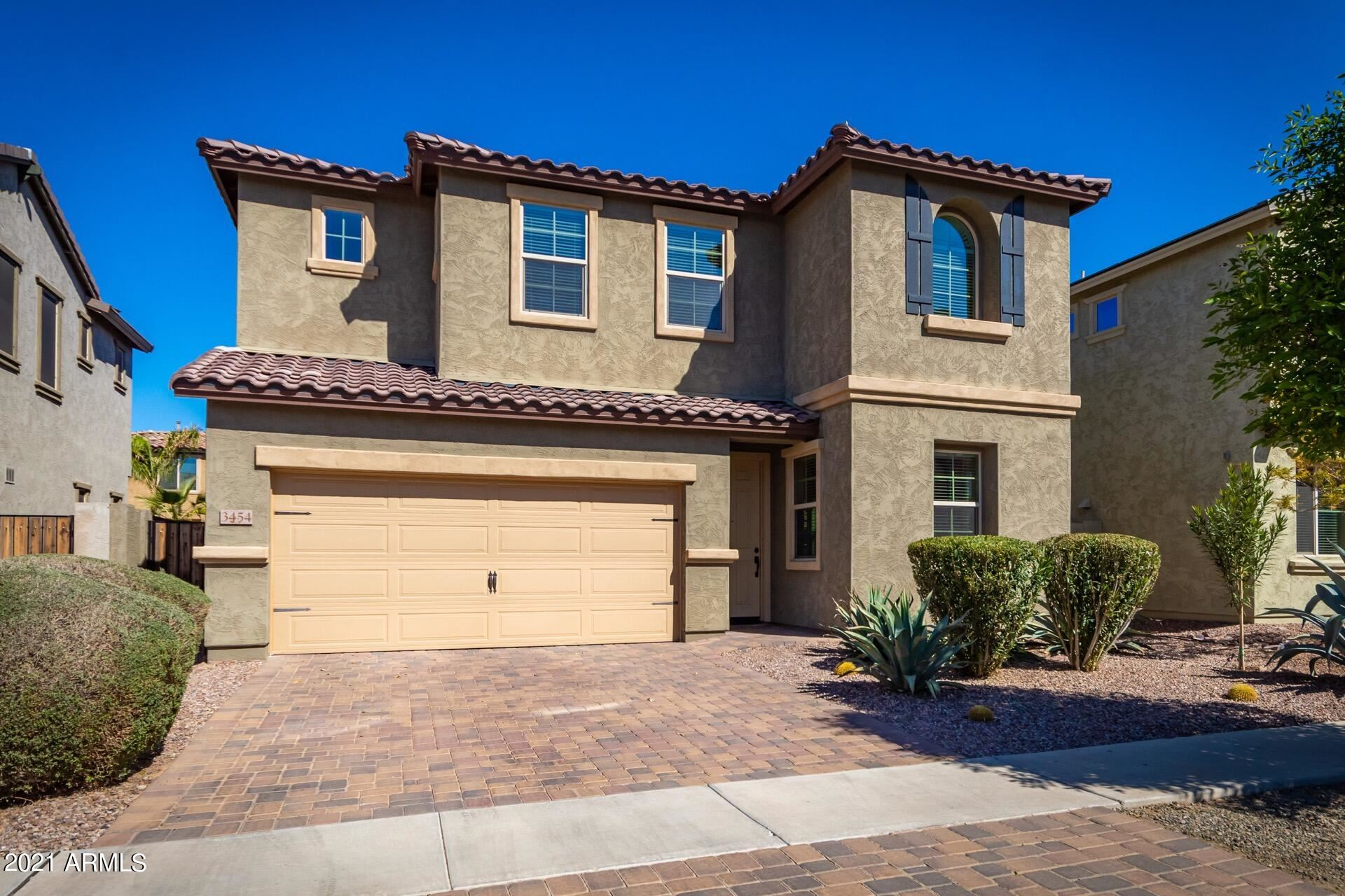 Photo of 3454 E AZALEA Drive, Gilbert, AZ 85298 (MLS # 6202322)