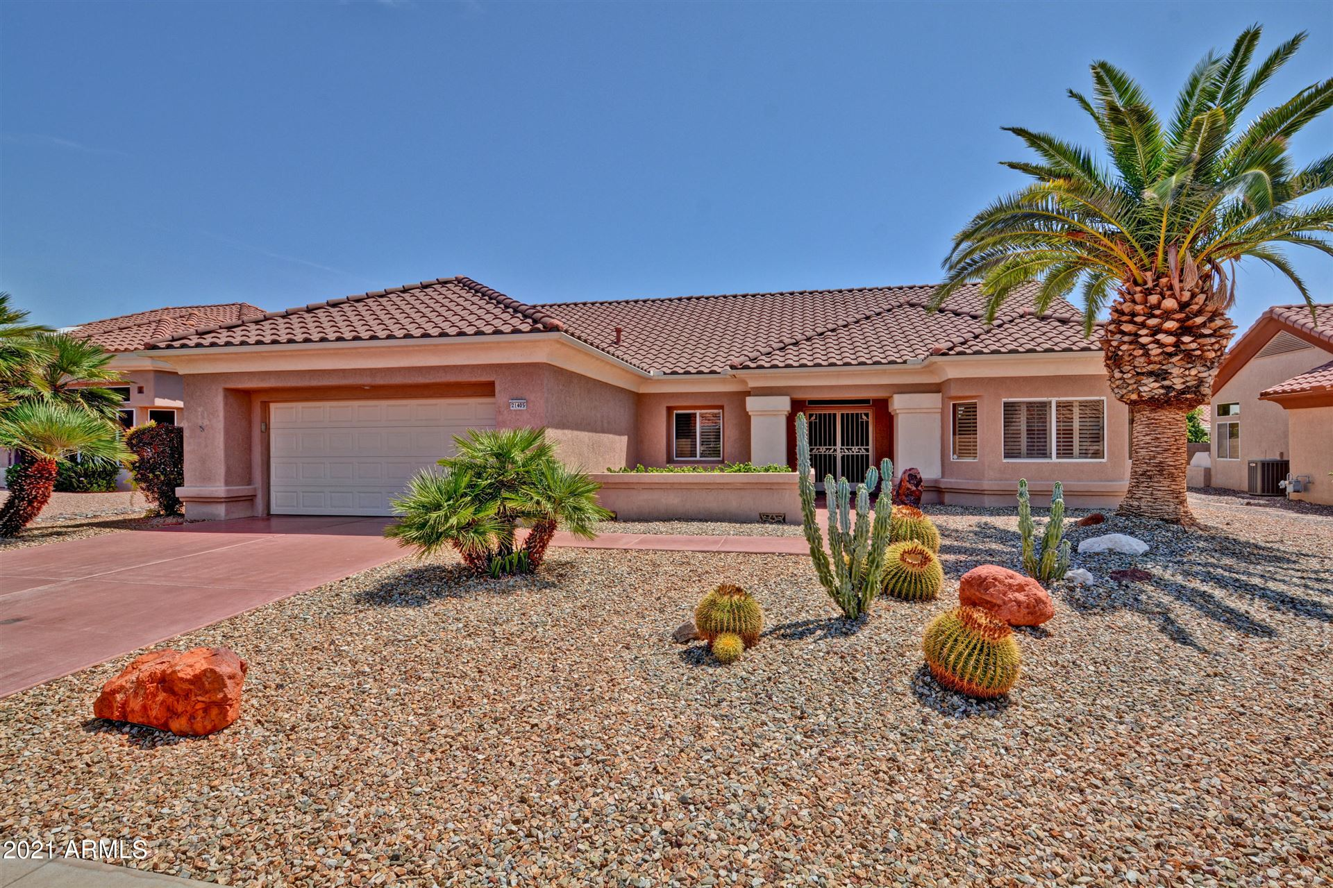 Photo of 21405 N 158TH Drive, Sun City West, AZ 85375 (MLS # 6269322)