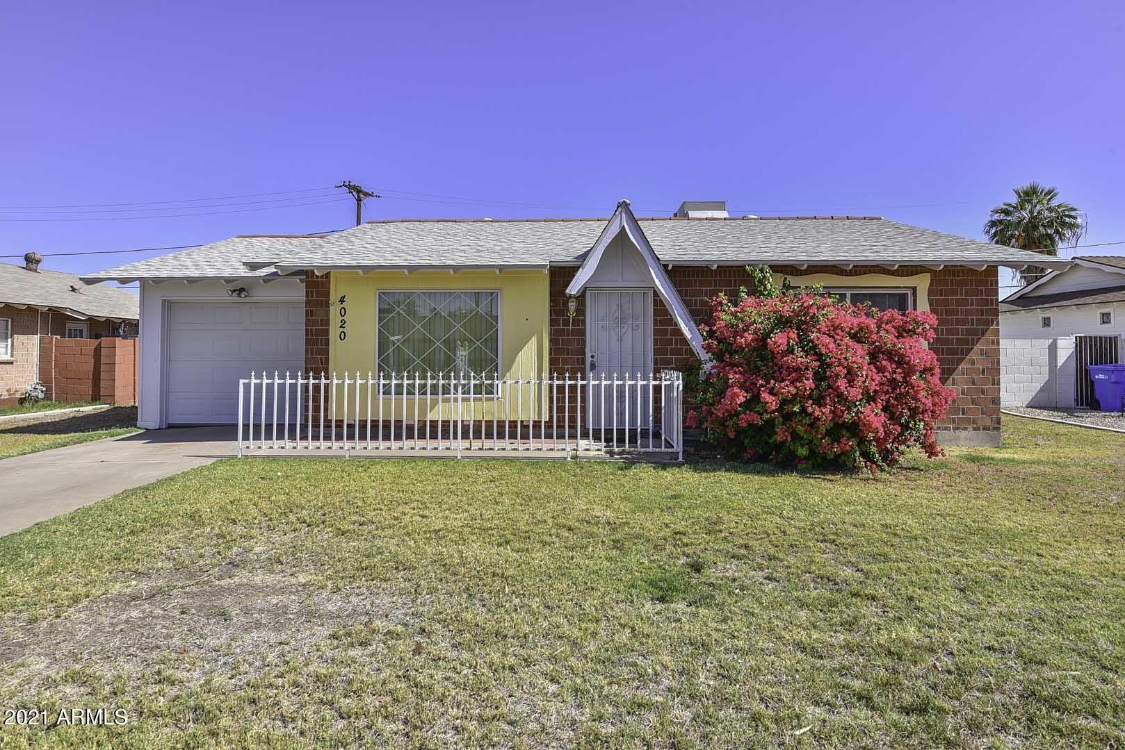 Photo of 4020 W SIERRA VISTA Drive, Phoenix, AZ 85019 (MLS # 6231323)