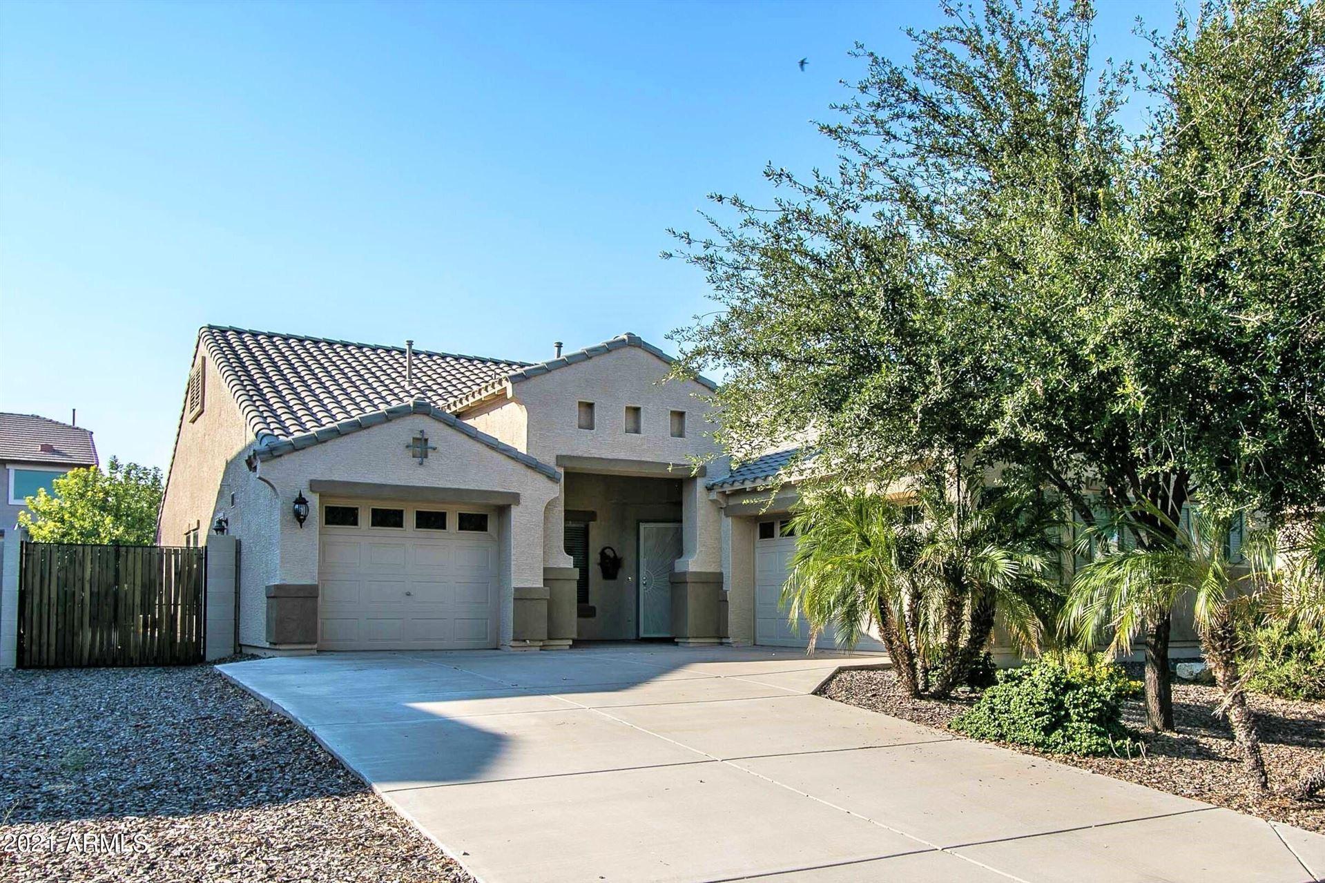 Photo of 1263 W BUSA Drive, San Tan Valley, AZ 85143 (MLS # 6295325)