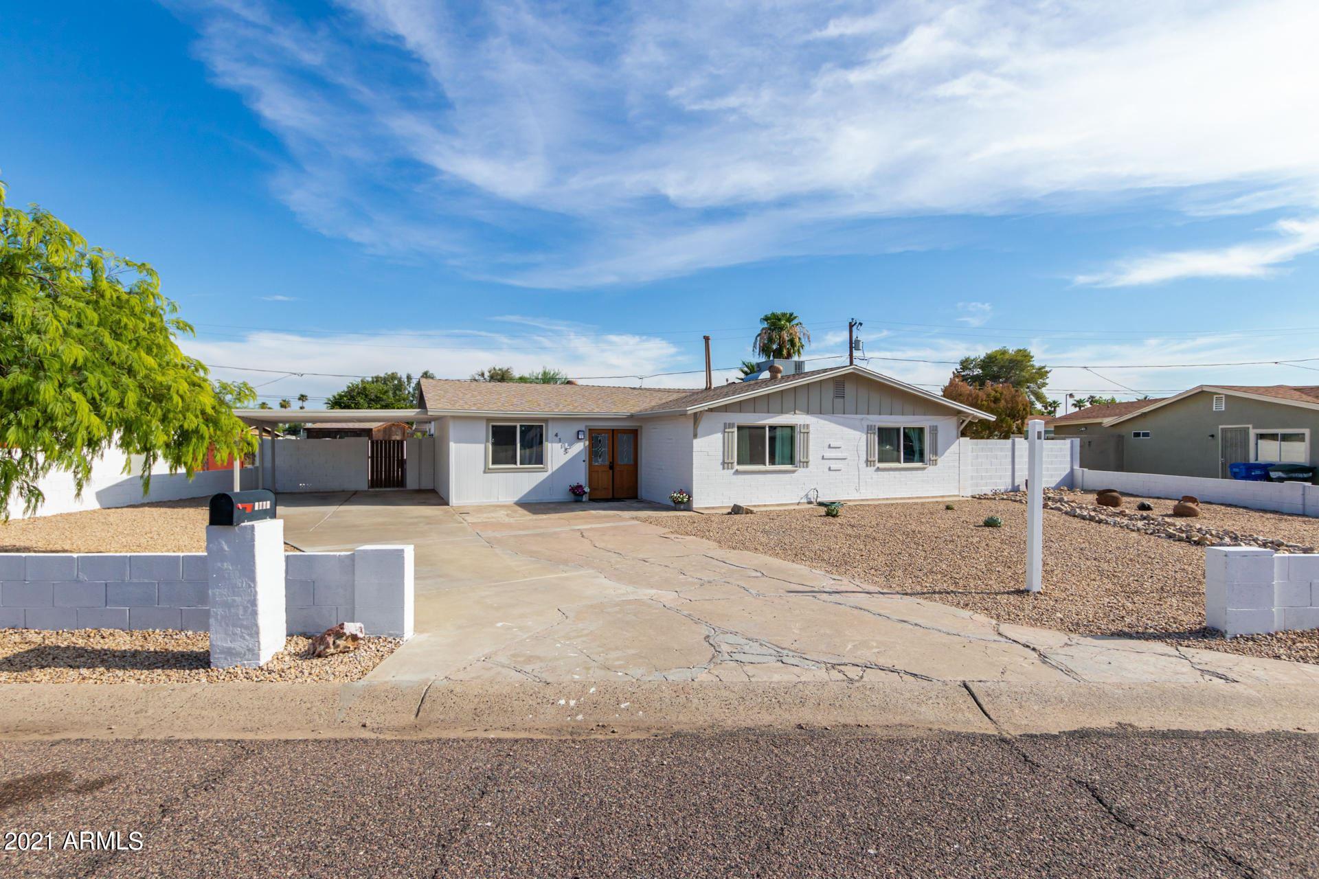 4115 E WAGONER Road, Phoenix, AZ 85032 - MLS#: 6270326