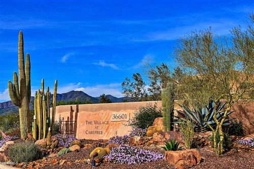 Photo of 36601 N MULE TRAIN Road #41C, Carefree, AZ 85377 (MLS # 6100327)