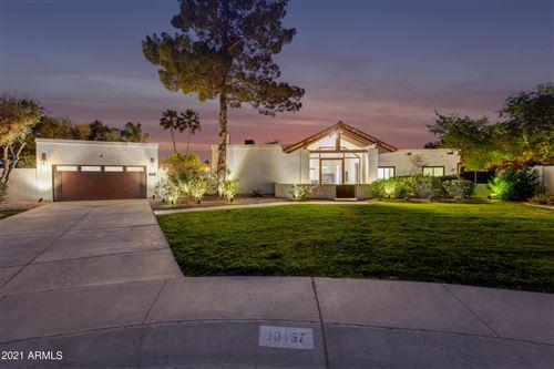 Photo of 10157 E SAN SALVADOR Drive, Scottsdale, AZ 85258 (MLS # 6227327)
