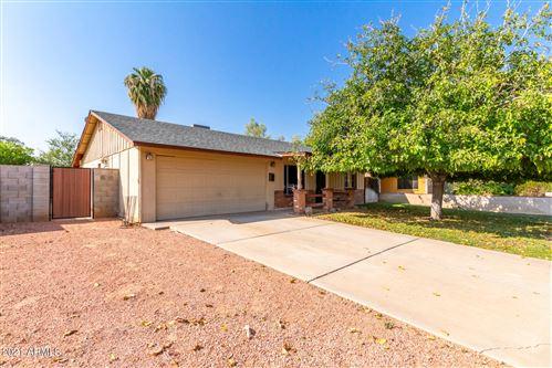 Photo of 433 W SANTA CRUZ Drive, Tempe, AZ 85282 (MLS # 6294328)
