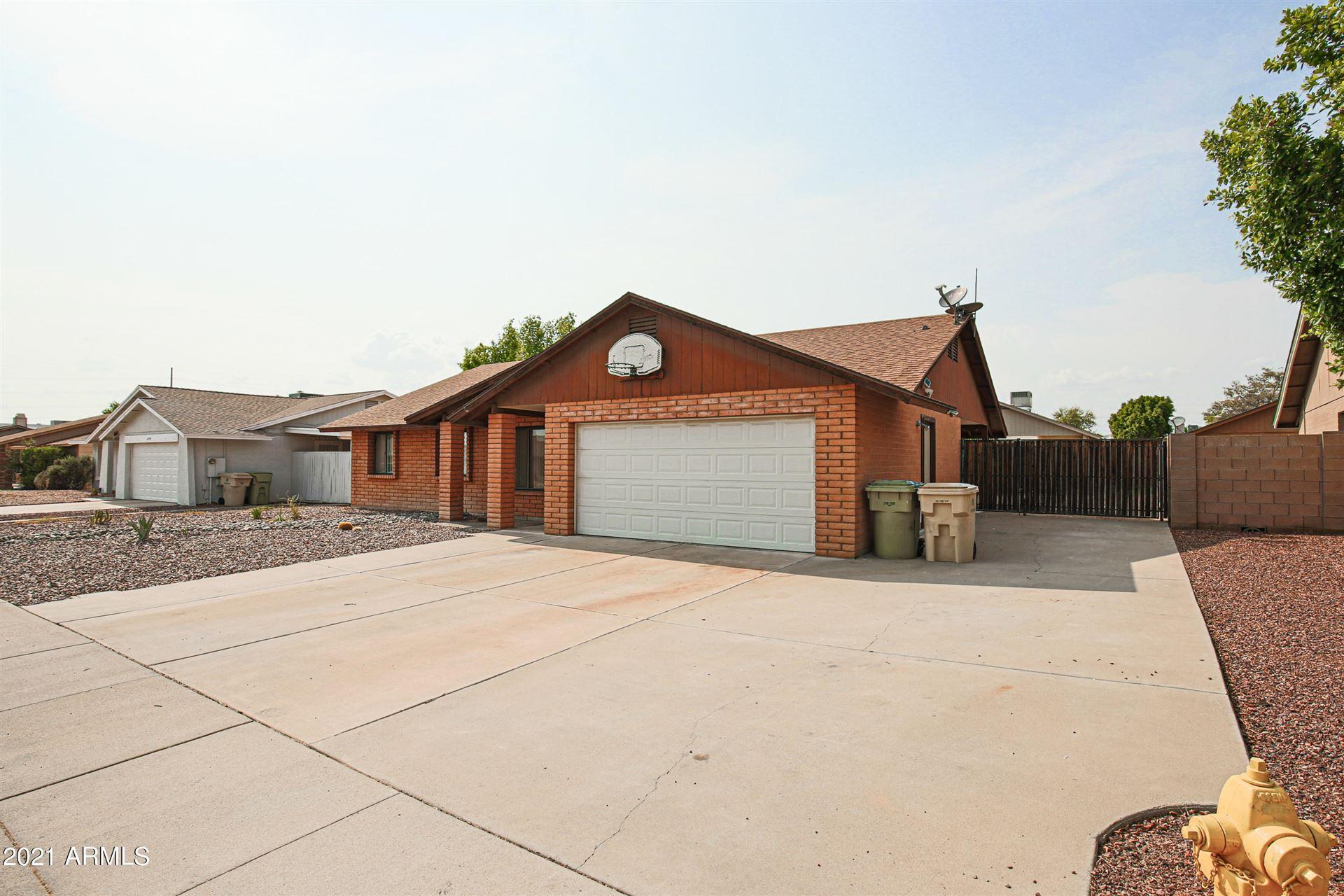 Photo of 6538 W SUNNYSIDE Drive, Glendale, AZ 85304 (MLS # 6269328)