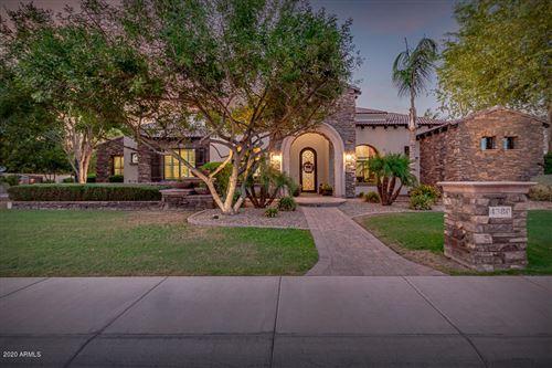 Photo of 4380 E TAURUS Place, Chandler, AZ 85249 (MLS # 6098330)