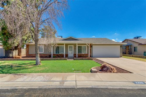 Photo of 2329 E CONCORDA Drive, Tempe, AZ 85282 (MLS # 6110330)