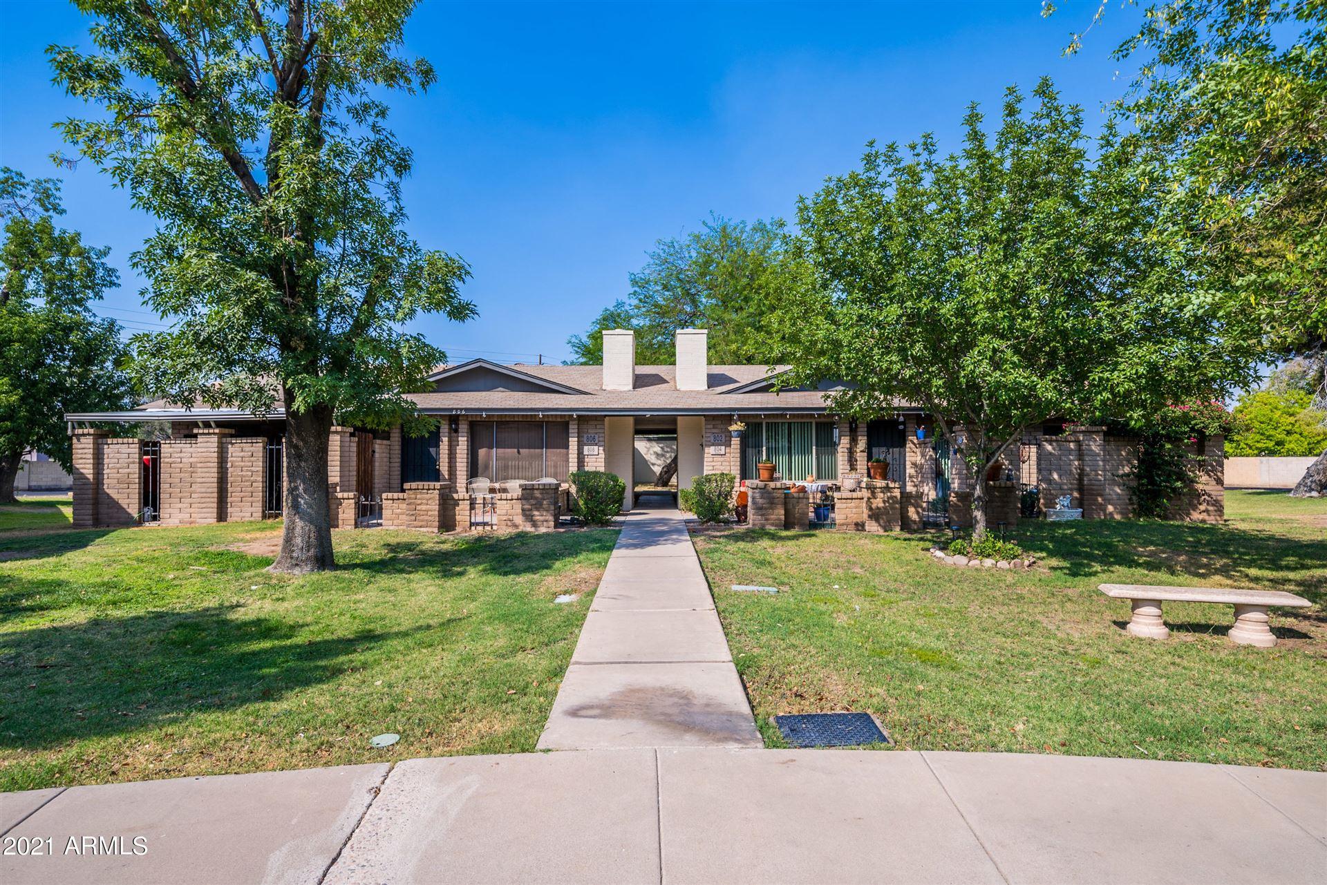 808 W MALIBU Drive, Tempe, AZ 85282 - MLS#: 6252330