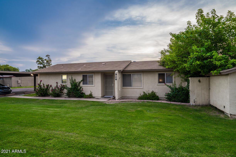 Photo of 926 S ACORN Avenue, Tempe, AZ 85281 (MLS # 6269330)