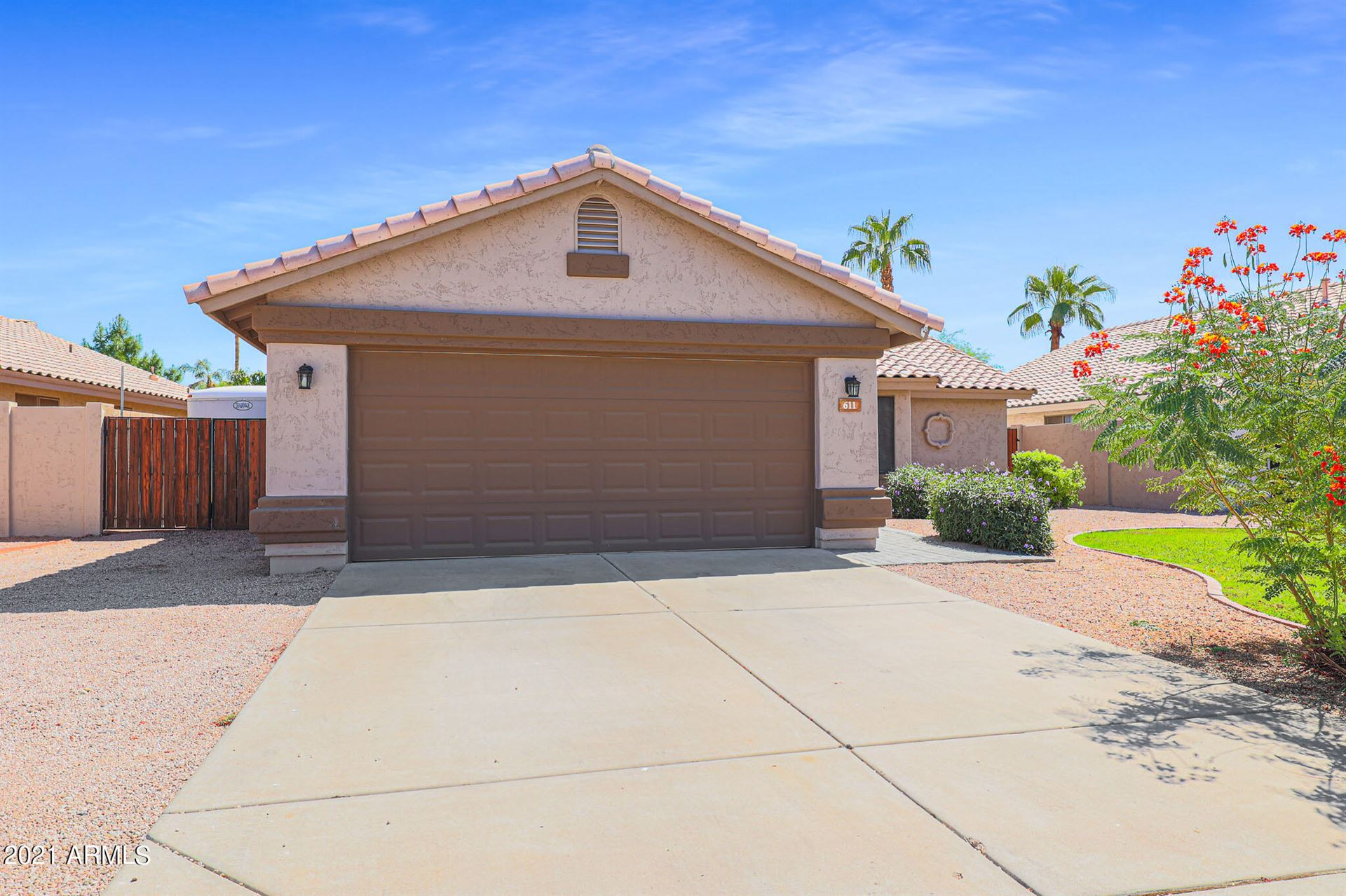Photo of 611 N BRETT Street, Gilbert, AZ 85234 (MLS # 6294330)