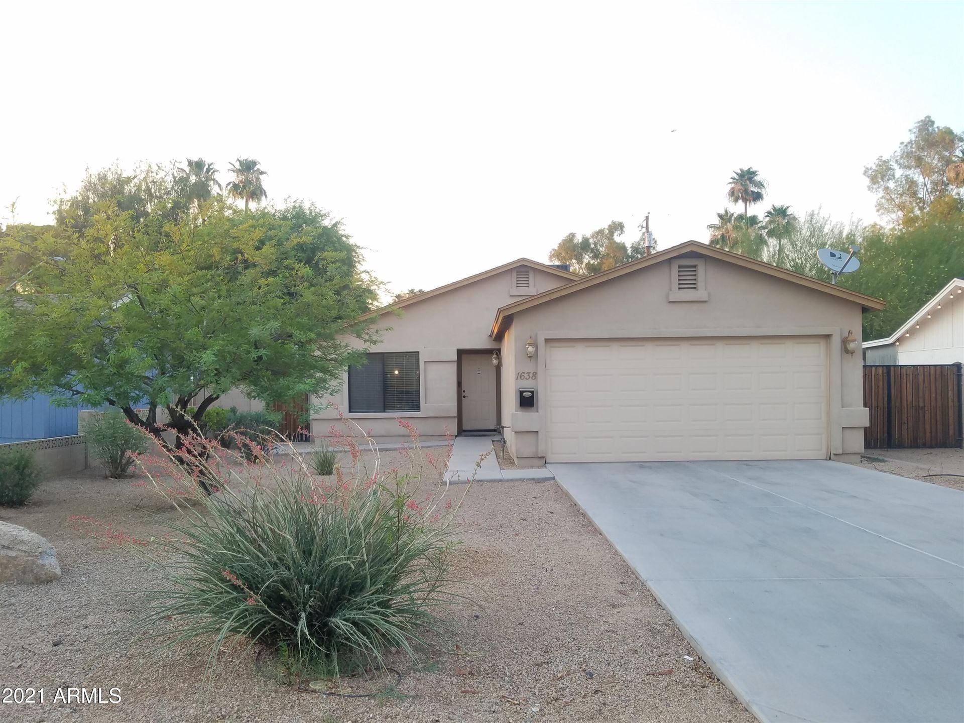 1638 E 12TH Street, Tempe, AZ 85281 - MLS#: 6263331