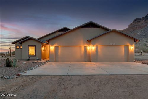 Photo of 7593 W VIVIAN Place, Queen Creek, AZ 85142 (MLS # 6226332)