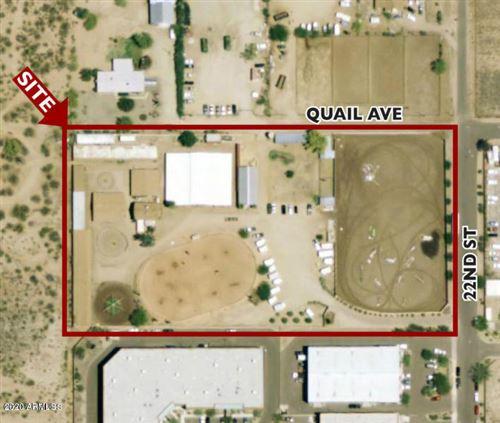Photo of 2105 E QUAIL Avenue, Phoenix, AZ 85024 (MLS # 6145333)