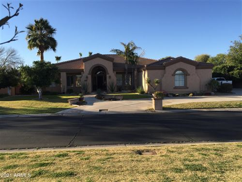 Photo of 3451 E JUNE Circle, Mesa, AZ 85213 (MLS # 6233333)