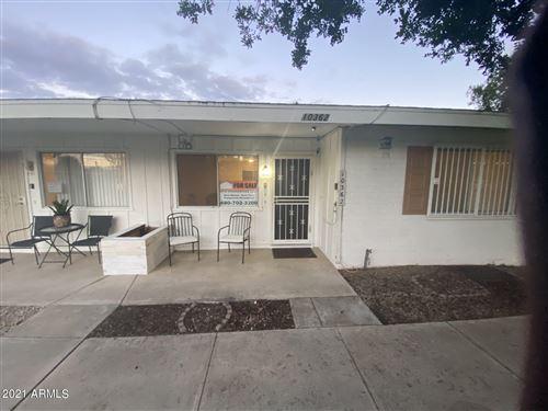 Photo of 10362 W DEANNE Drive, Sun City, AZ 85351 (MLS # 6186334)