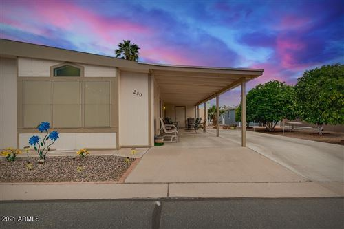 Photo of 5735 E MCDOWELL Road #250, Mesa, AZ 85215 (MLS # 6233334)