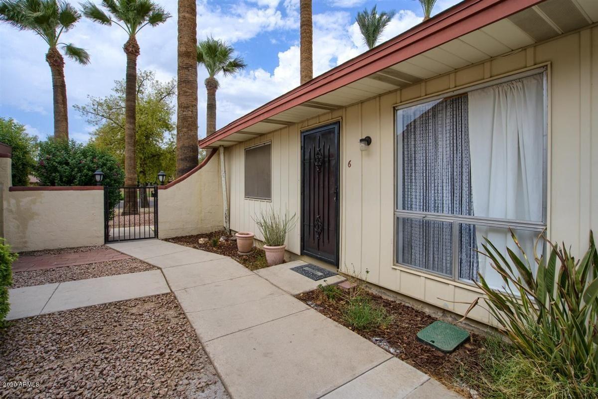 8241 N CENTRAL Avenue #6, Phoenix, AZ 85020 - MLS#: 6125334