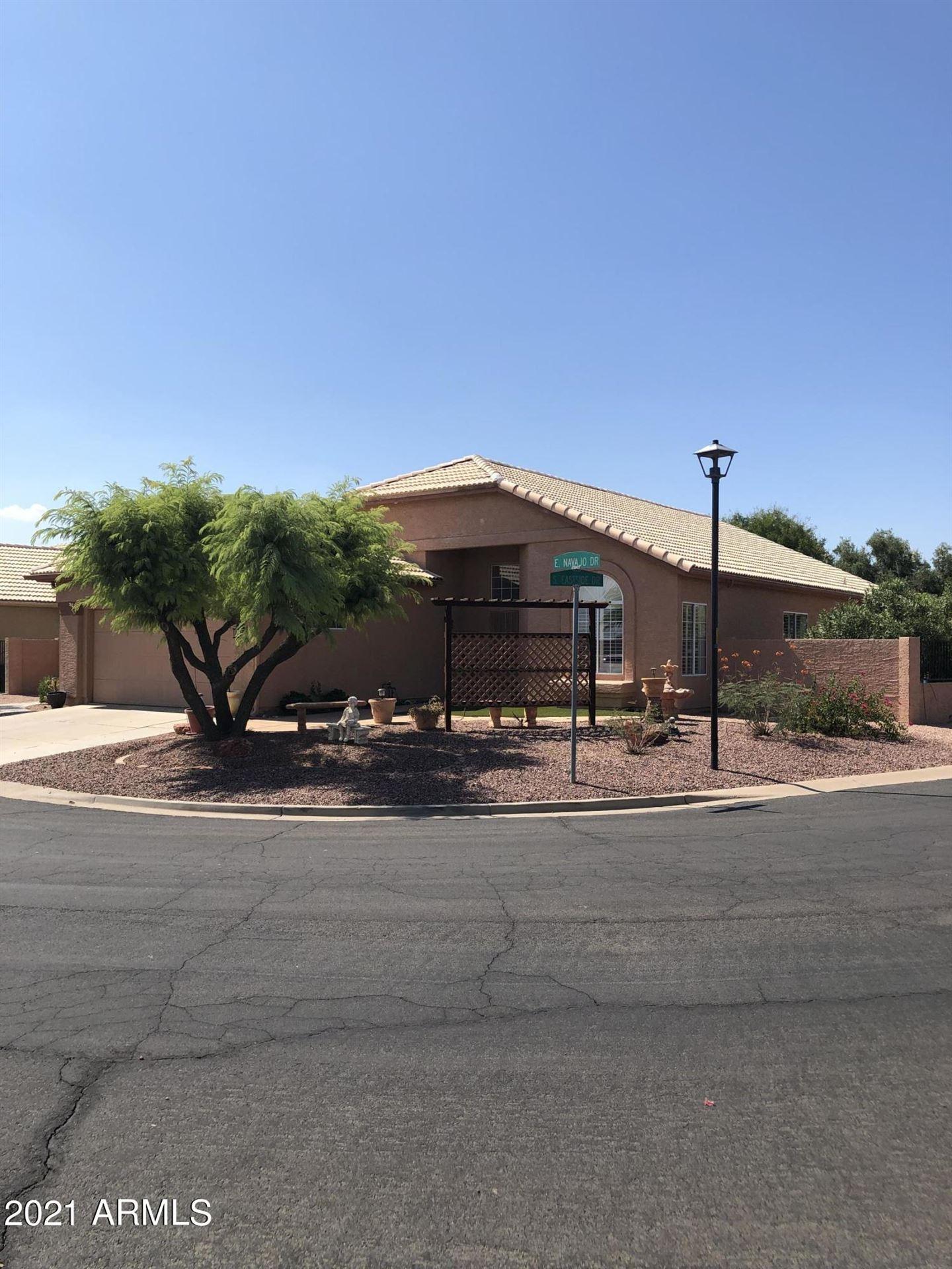 Photo of 11134 E NAVAJO Drive, Sun Lakes, AZ 85248 (MLS # 6266335)