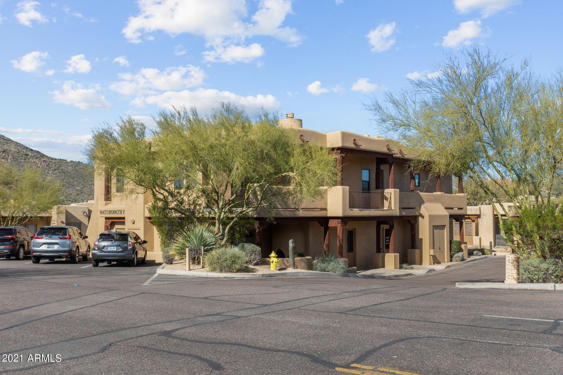 Photo of 7202 E CAREFREE Drive #A, Carefree, AZ 85377 (MLS # 6299335)