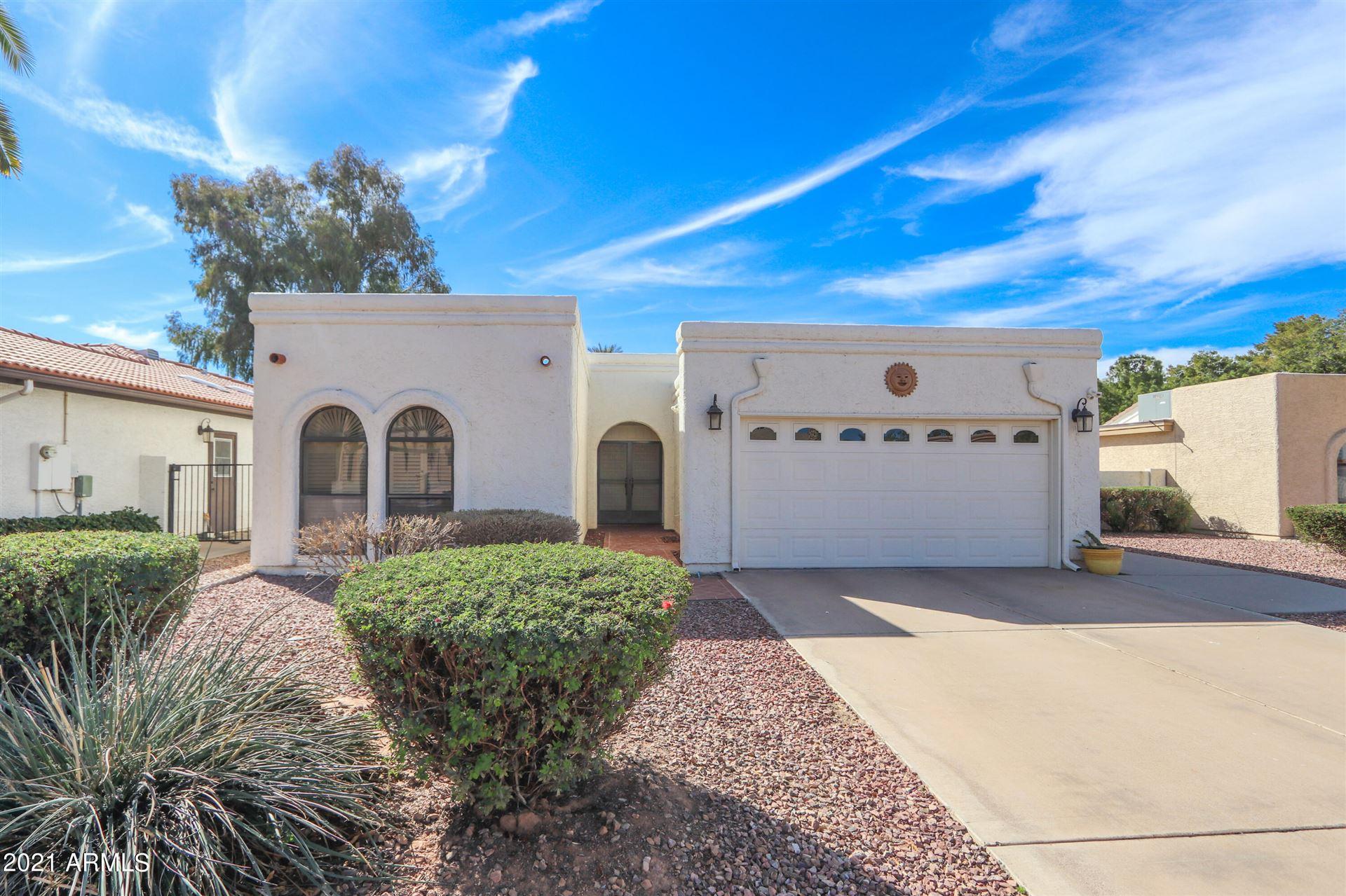 Photo of 9554 E FAIRWAY Boulevard, Sun Lakes, AZ 85248 (MLS # 6198336)