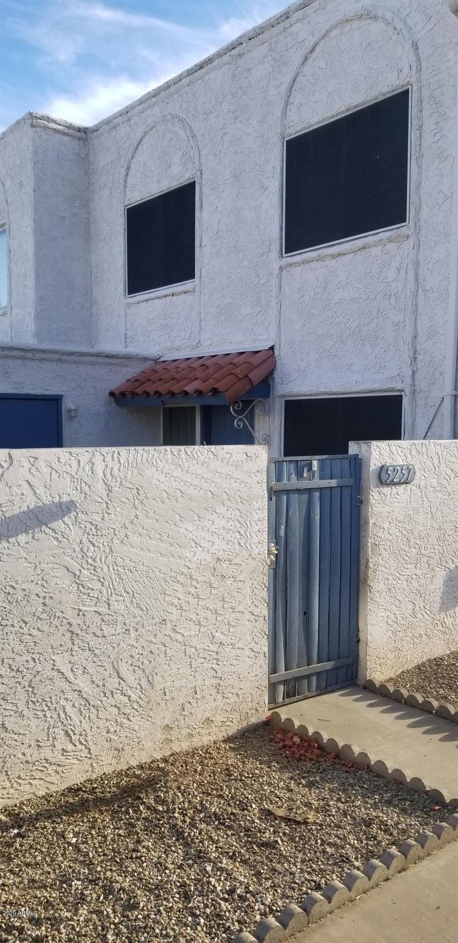 5257 N 42ND Drive, Phoenix, AZ 85019 - MLS#: 6095337