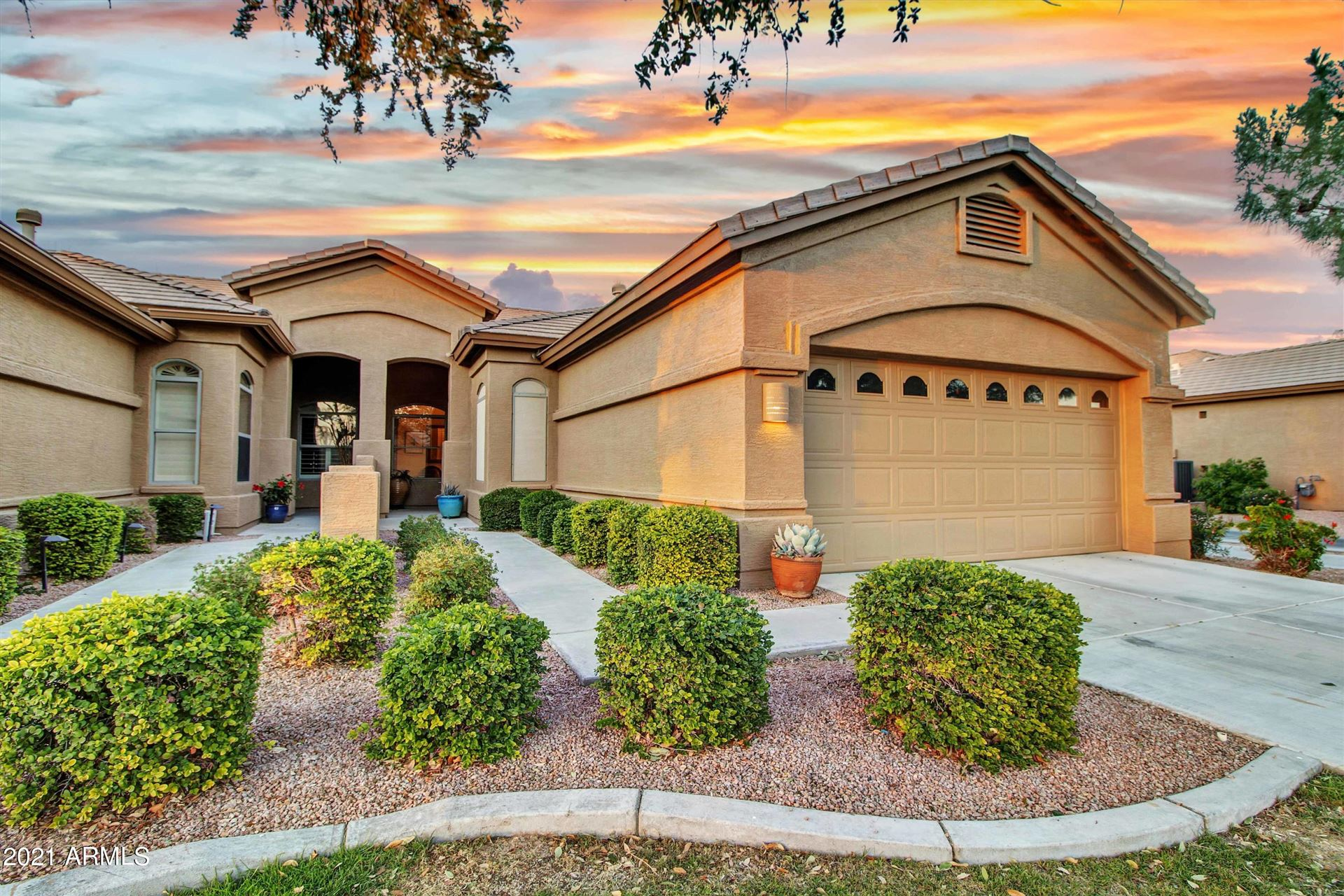 Photo of 9636 E ARROWVALE Drive, Sun Lakes, AZ 85248 (MLS # 6197337)